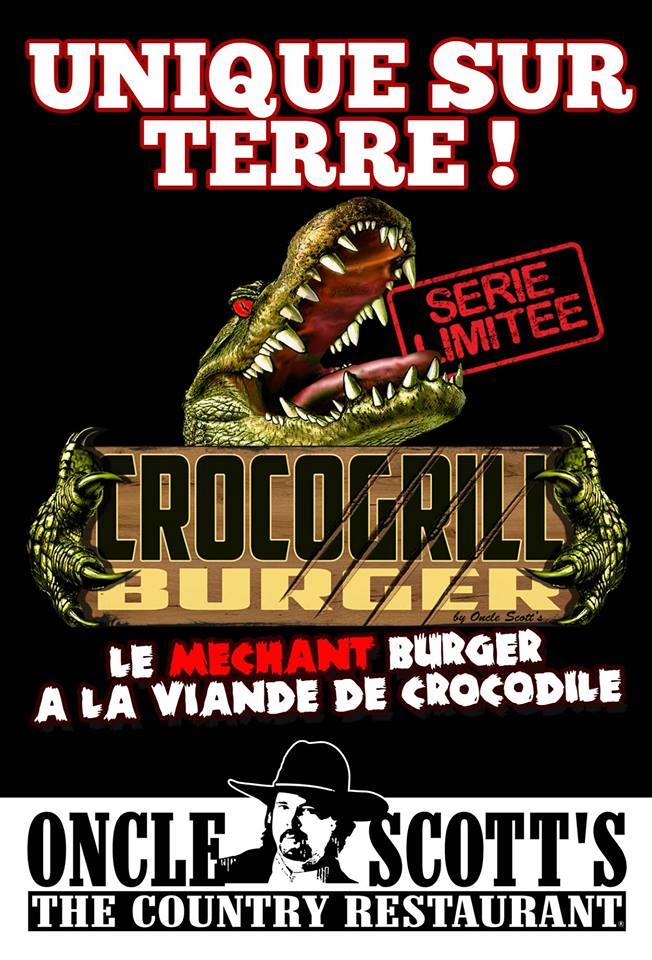 Le méchant burger !