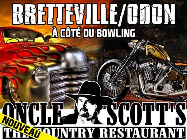 Le restaurant de Bretteville sur Odon est ouvert !