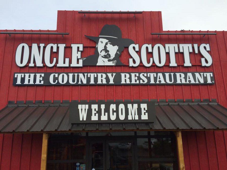 Oncle Scott's Quimper est ouvert !