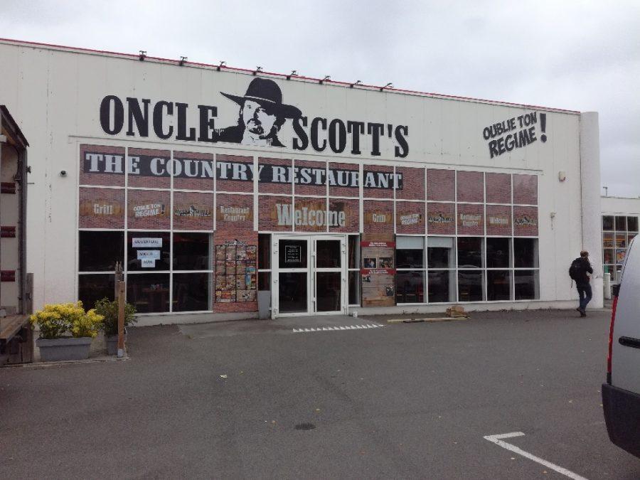 Oncle Scott's ouvre ses portes le mardi 5 septembre à St Grégoire (Rennes)!