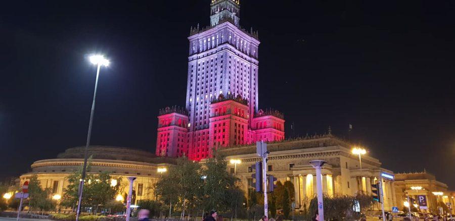 Réunion des adhérents à Varsovie !