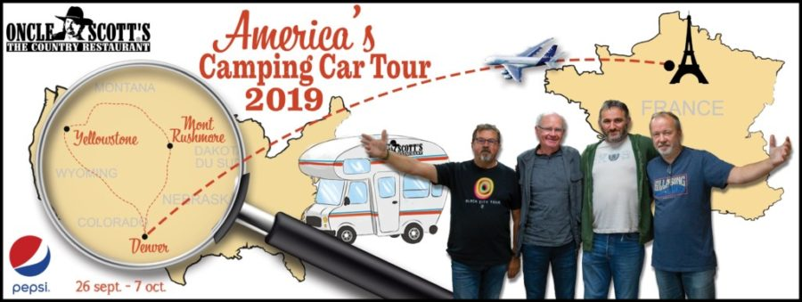 America's Camping Car Tour 3